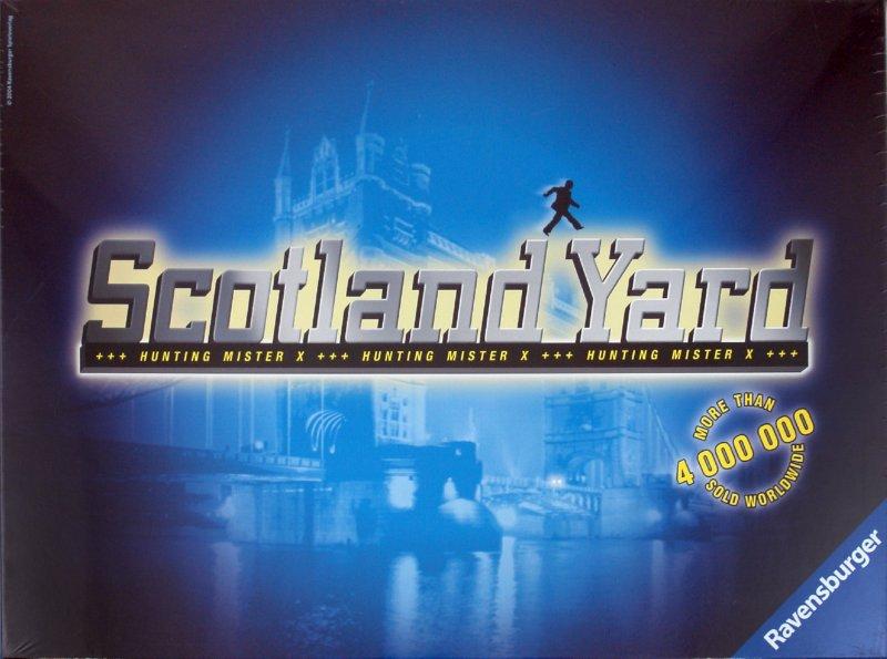 """Иллюстрация 1 из 2 для Игра настольная """"Скотланд-Ярд"""" (261178)   Лабиринт - игрушки. Источник: Лабиринт"""