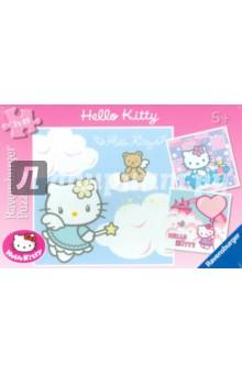 "Паззл ""Hello Kitty"" 3*49 элементов (092710)"