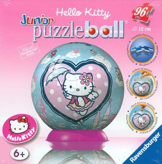 "Иллюстрация 1 из 2 для Паззл-шар ""Hello Kitty"" (113699)   Лабиринт - игрушки. Источник: Лабиринт"