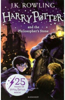 Harry Potter 1: Harry Potter and the Philosophers StoneХудожественная литература на англ. языке<br>The first book in this award-winning and phenomenally bestselling series, rejacketed in the brand new Signature livery.<br>Harry Potter thinks he is an ordinary boy. He lives with his Uncle Vernon, Aunt Petunia and cousin Dudley, who are mean to him and make him sleep in a cupboard under the stairs. (Dudley, however, has two bedrooms, one to sleep in and one for all his toys and games.) Then Harry starts receiving mysterious letters and his life is changed forever. He is whisked away by a beetle-eyed giant of a man and enrolled at Hogwarts School of Witchcraft and Wizardry. The reason: Harry Potter is a wizard!<br>The first book in the Harry Potter series makes the perfect introduction to the world of Hogwarts.<br>