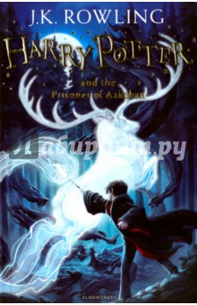 Harry Potter 3: Harry Potter and the Prisoner of AzkabanХудожественная литература на англ. языке<br>Third installment of the Harry Potter series - a once-supporter of Voldemort escapes from Azkaban prison, and is trying to get into Hogwarts to find Harry.<br>Harry Potter is a wizard. He is in his third year at Hogwarts School of Witchcraft and Wizardry. It s always a relief after summer with the Dursleys, however, Harry doesn t realise that this year will be just as eventful as the last two! The atmosphere at Hogwarts is tense. There s an escaped mass murderer on the loose, even the Muggles have been warned. The sinister prison guards of Azkaban have been called in to guard the school and Harry, Ron and Hermione rapidly discover why all witches and wizards live in fear of being sent to Azkaban. Lessons, however, must go on and there are lots of new subjects in third year - Care of Magical Creatures and Divination among others. Plus the delights of Hogsmeade, the only village in the UK entirely populated by the magical community.<br>