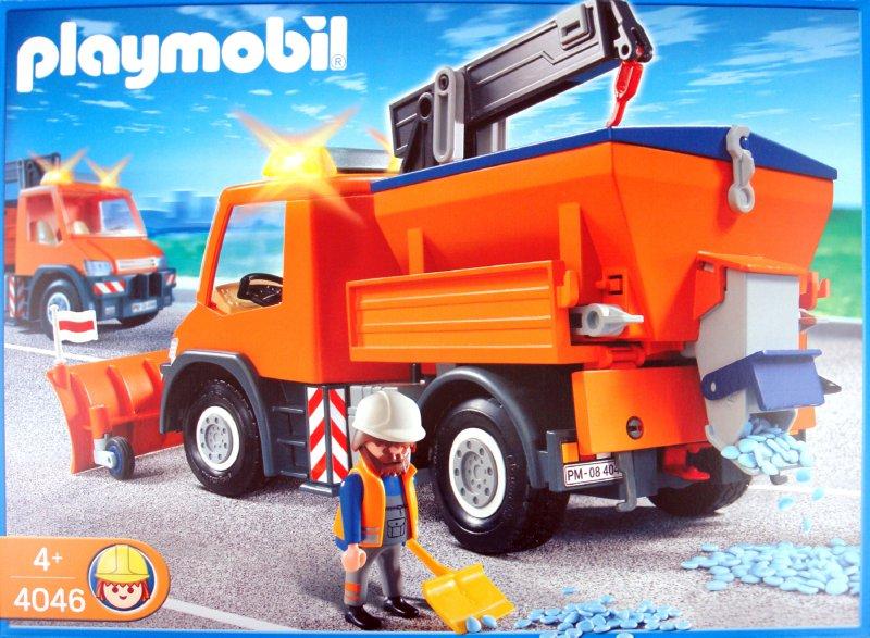"""Иллюстрация 1 из 16 для Набор игровой """"Автомобиль для дорожных работ"""" (4046)   Лабиринт - игрушки. Источник: Лабиринт"""