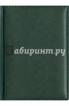 """Ежедневник недатированный """"Палермо"""" зеленый (EG1304)"""