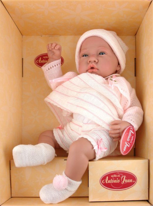 Иллюстрация 1 из 2 для Кукла-младенец Белла (5527) | Лабиринт - игрушки. Источник: Лабиринт