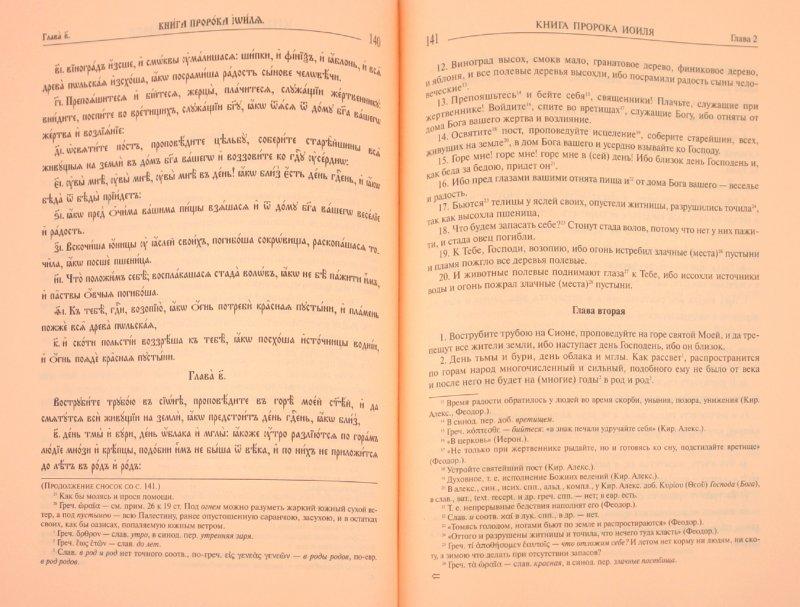 Иллюстрация 1 из 11 для Книги Ветхого Завета в переводе П. А. Юнгерова. Пророк Даниил. Малые пророки   Лабиринт - книги. Источник: Лабиринт