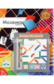 Настольная игра Геометрическая. Мозаика Руденко