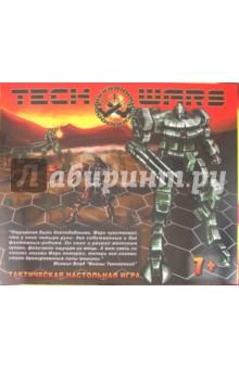 Настольная игра Techwars. Битва в степи