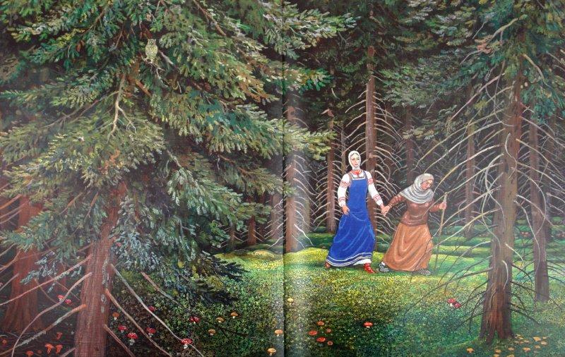Иллюстрация 1 из 14 для Сказки - Александр Пушкин | Лабиринт - книги. Источник: Лабиринт