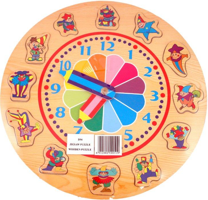 Иллюстрация 1 из 3 для Часы-радуга (D94) | Лабиринт - игрушки. Источник: Лабиринт