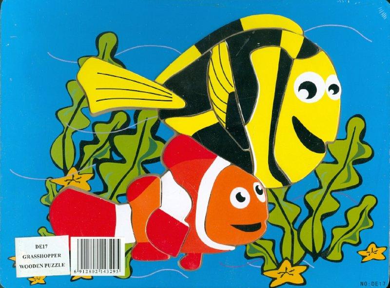 Иллюстрация 1 из 4 для Рыбка (DE17) | Лабиринт - игрушки. Источник: Лабиринт