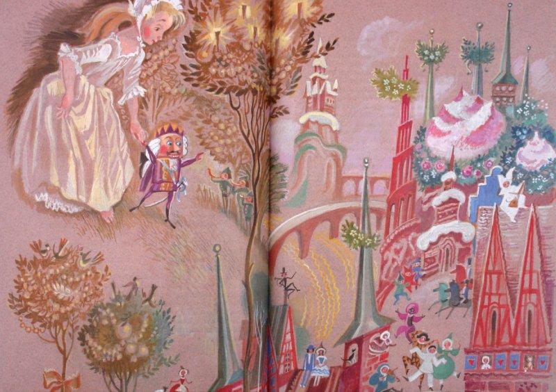 Иллюстрация 1 из 39 для Щелкунчик - Гофман Эрнст Теодор Амадей | Лабиринт - книги. Источник: Лабиринт