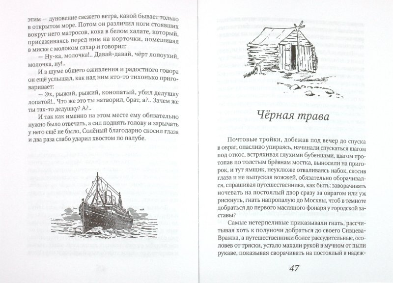 Иллюстрация 1 из 6 для Соленый пес - Федор Кнорре   Лабиринт - книги. Источник: Лабиринт