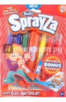 Набор для творчества Sprayza 2 (SA2202)