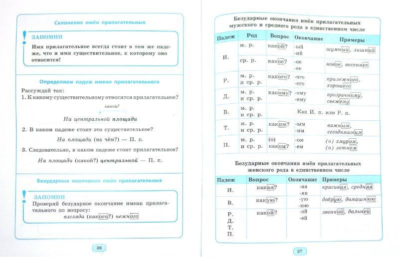 Задания на изучения правил русского языка за 5 класс
