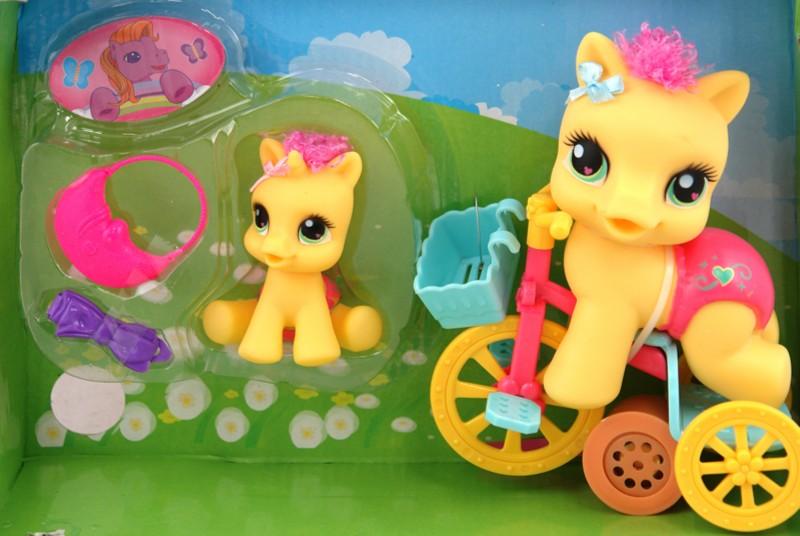 Иллюстрация 1 из 2 для Моя музыкальная пони. Маруся (561015R) | Лабиринт - игрушки. Источник: Лабиринт