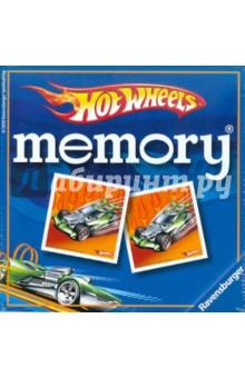 Настольная игра Hot Wheels. Мемори мини (220656)