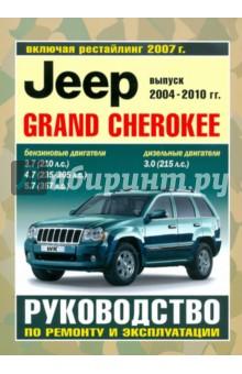 Jeep Grand Cherokee. Руководство по ремонту и эксплуатации