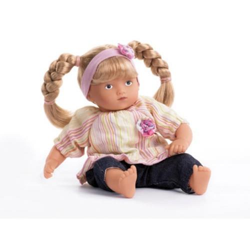 Иллюстрация 1 из 3 для Кукла Маффин мини, длинные косы, блондинка (1087208)   Лабиринт - игрушки. Источник: Лабиринт