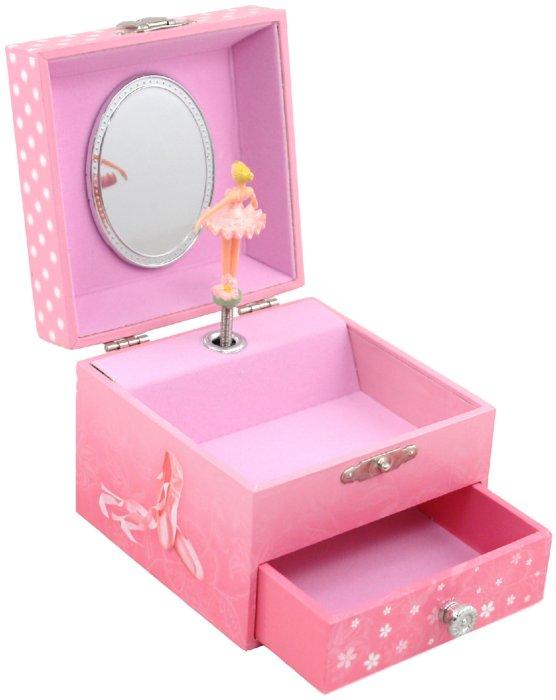 """Иллюстрация 1 из 5 для Шкатулка музыкальная """"Маленькая балерина"""" (20000)   Лабиринт - игрушки. Источник: Лабиринт"""