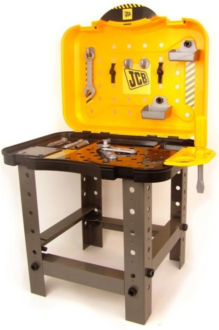 Иллюстрация 1 из 9 для Рабочий стол мастера (54 предмета) (1415387) | Лабиринт - игрушки. Источник: Лабиринт