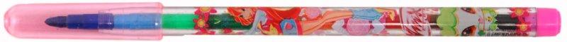 Иллюстрация 1 из 3 для Карандаш секционный Winx 9 цветов, в колбе (SF2703-1/W) | Лабиринт - канцтовы. Источник: Лабиринт