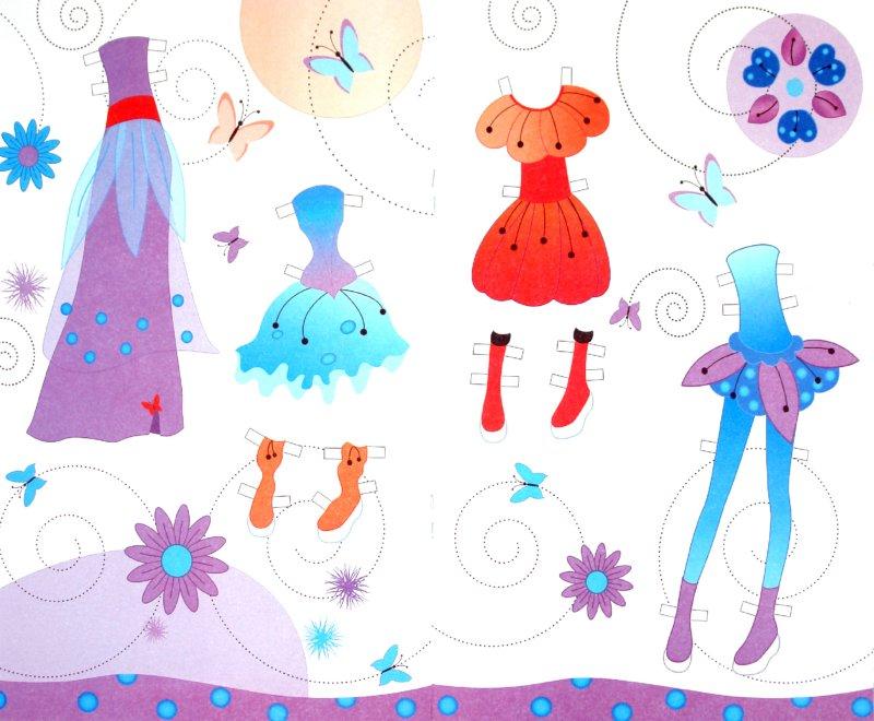 Иллюстрация 1 из 11 для Модная коллекция. Принцесса Тэнси | Лабиринт - игрушки. Источник: Лабиринт
