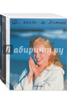 Andre de Dienes, Marilyn. 2 vol