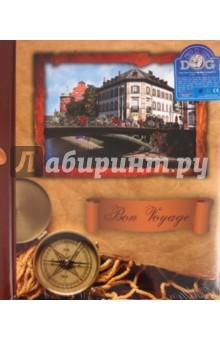 """Фотоальбом 20 магнитных страниц """"Bon Voyage"""" (AP102328SA/12621)"""
