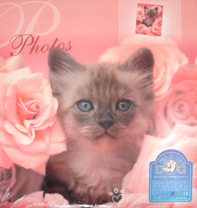 """Иллюстрация 1 из 9 для Фотоальбом на 500 фотографий """"Lovely kittens"""", в ассортименте (AV46500)   Лабиринт - сувениры. Источник: Лабиринт"""
