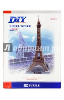 Настольная игра Эйфелева башня, Пазл 3D 35 деталей
