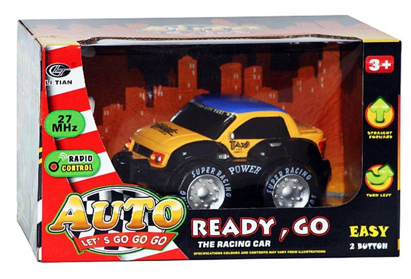 """Иллюстрация 1 из 5 для Машина радиоуправляемая """"Полиция"""" (566-11) на батарейках   Лабиринт - игрушки. Источник: Лабиринт"""