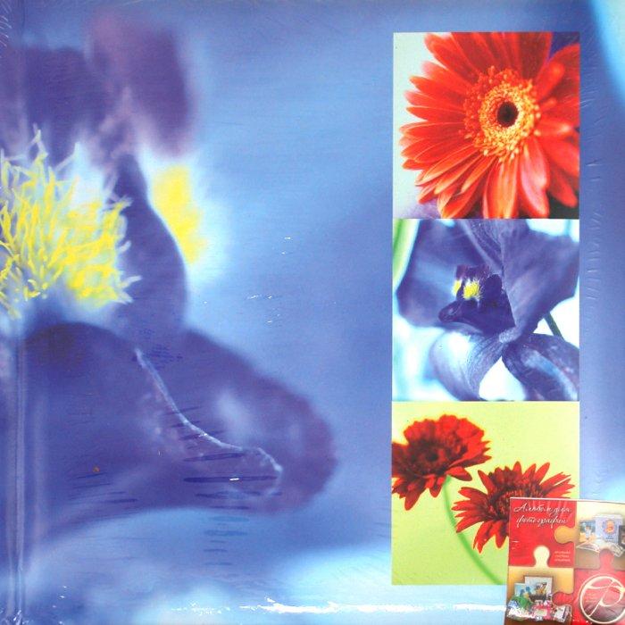 """Иллюстрация 1 из 3 для Фотоальбом на 200 фотографий """"Freur-de-lis 2"""" (LM-4R200PPBB)   Лабиринт - сувениры. Источник: Лабиринт"""