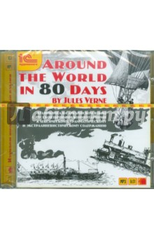 Around the World in 80 days (CDmp3)