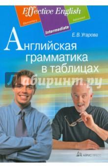 Английская грамматика в таблицах (Intermediate)
