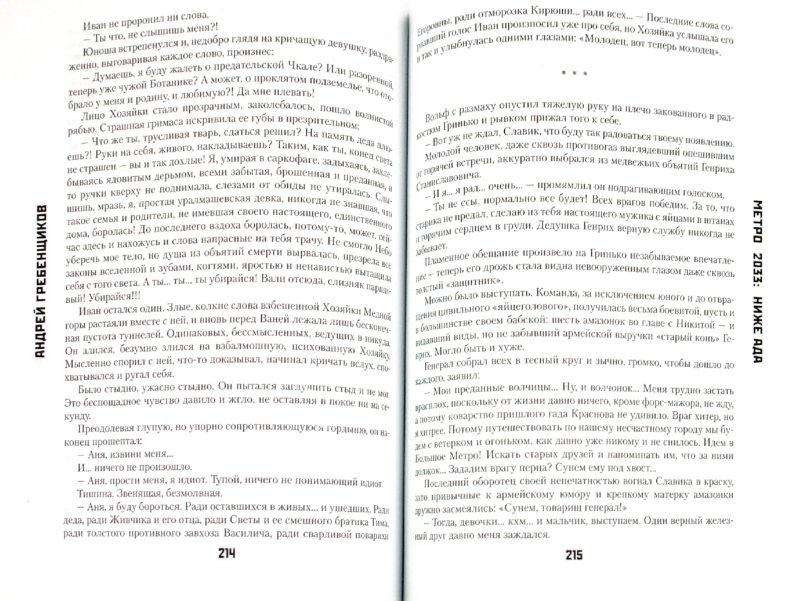 Иллюстрация 1 из 27 для Ниже ада - Андрей Гребенщиков   Лабиринт - книги. Источник: Лабиринт