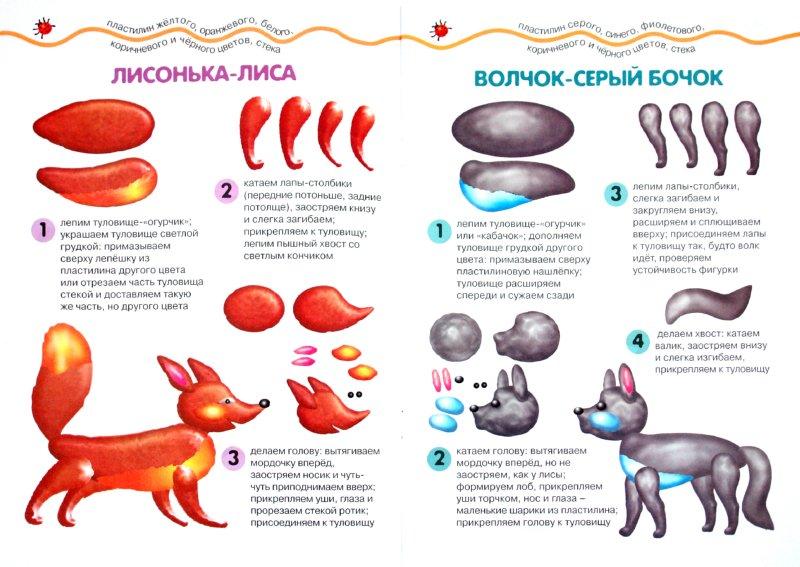 Иллюстрация 1 из 9 для Пластилиновый ежик. Азбука лепки - Ирина Лыкова | Лабиринт - книги. Источник: Лабиринт