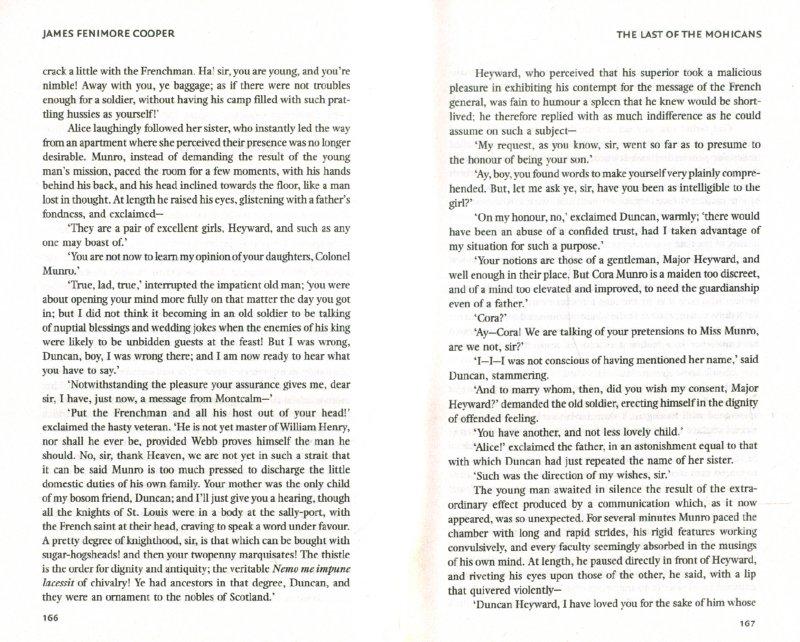 Иллюстрация 1 из 13 для The Last of the Mohicans - James Cooper   Лабиринт - книги. Источник: Лабиринт