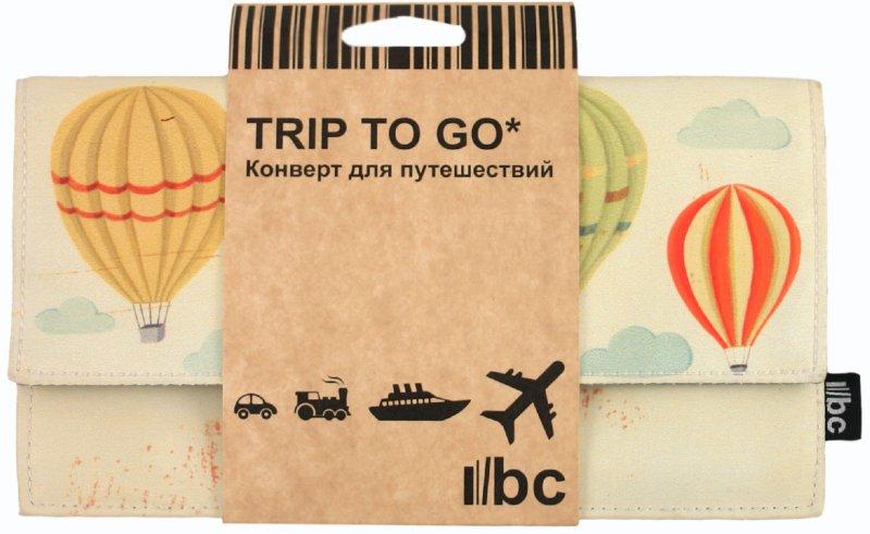 Иллюстрация 1 из 5 для Конверт для путешествий (Tp 1.105) | Лабиринт - канцтовы. Источник: Лабиринт