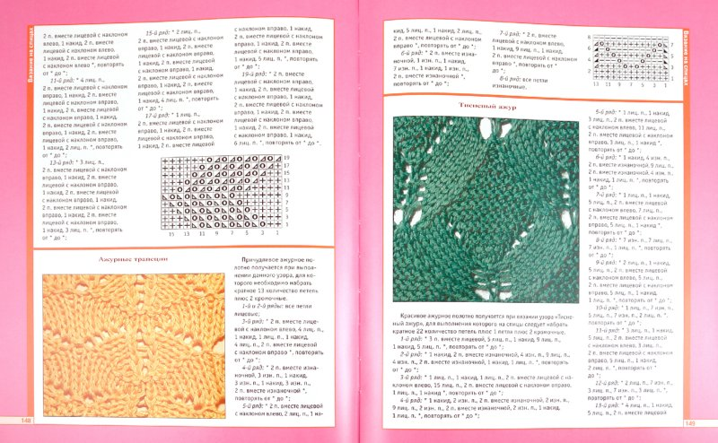 Иллюстрация 1 из 7 для Полная библия вязания - Елена Бойко | Лабиринт - книги. Источник: Лабиринт