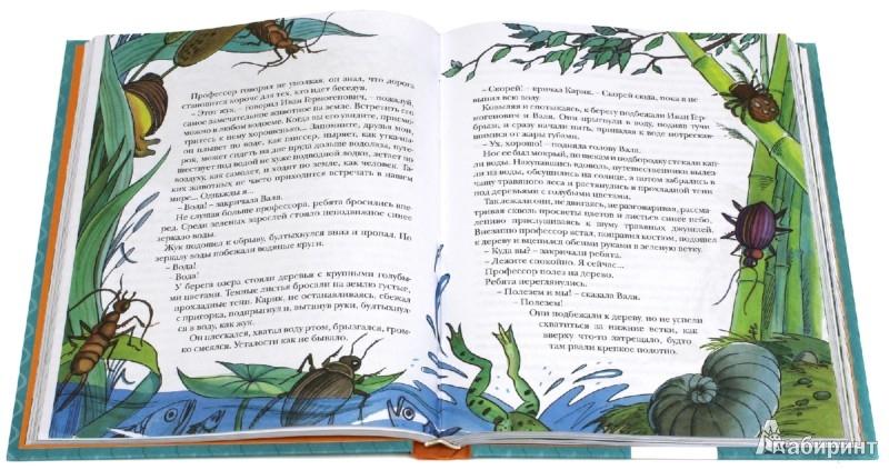 Иллюстрация 1 из 73 для Необыкновенные приключения Карика и Вали - Ян Ларри   Лабиринт - книги. Источник: Лабиринт