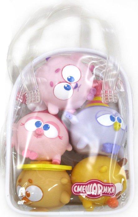 """Иллюстрация 1 из 3 для Пластизоль """"Смешарики"""" (GT3353)   Лабиринт - игрушки. Источник: Лабиринт"""