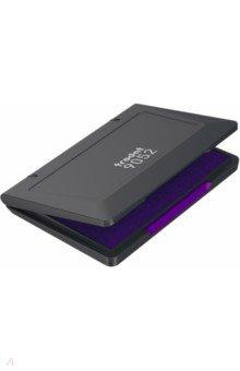 Штемпельная подушка, фиолетовая (9052ф)