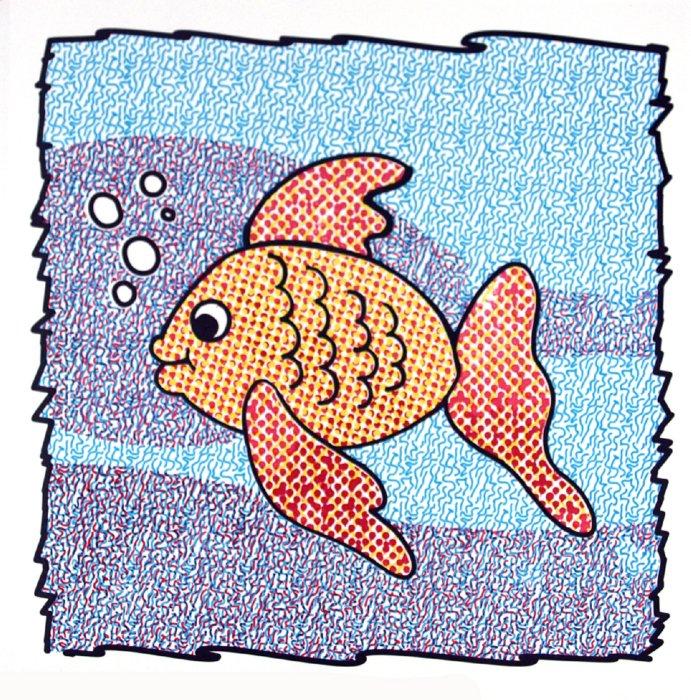 Картинка раскраска тюлень