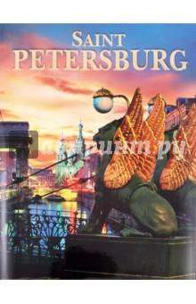 Saint PetersburgАрхитектура. Скульптура<br>Альбом-сувенир рассказывает о Санкт-Петербурге, его достопримечательностях. <br>Альбом богато иллюстрирован фотографиями.<br>На английском языке.<br>