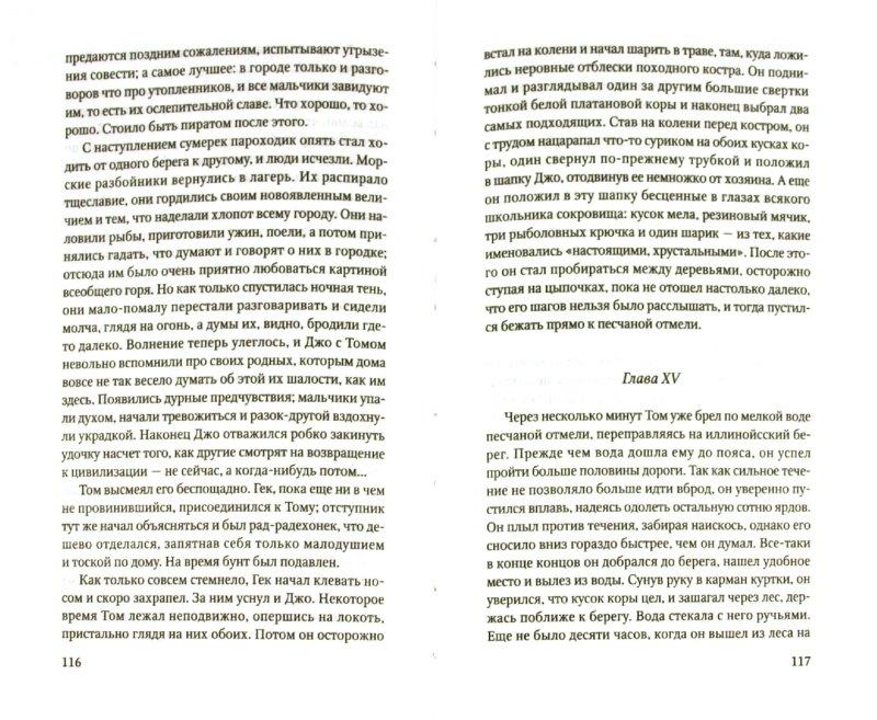 Иллюстрация 1 из 10 для Приключения Тома Сойера - Марк Твен   Лабиринт - книги. Источник: Лабиринт