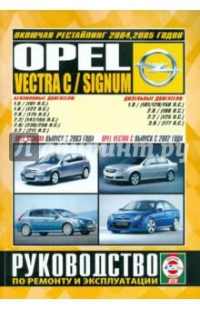Opel Vectra C / Signum. Руководство по ремонту и эксплуатации