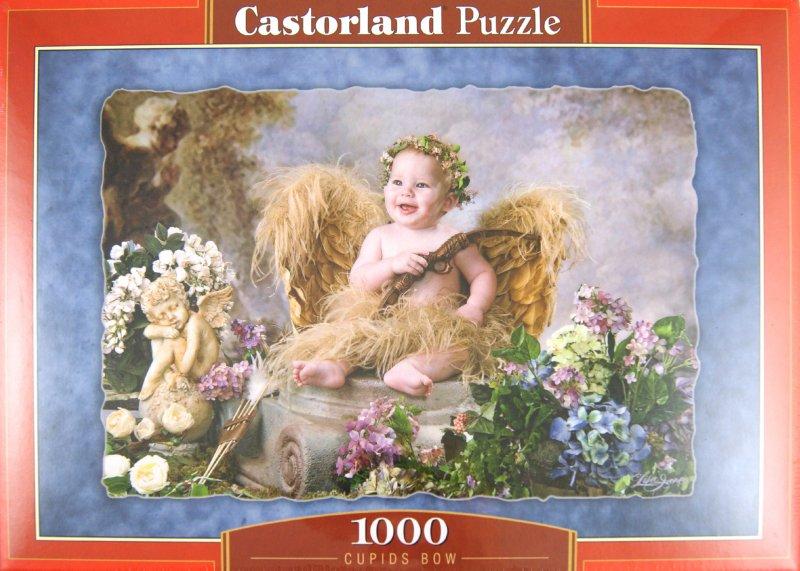 """Иллюстрация 1 из 2 для Puzzle-1000 """"Лук Амура"""" (C-102273 NEW)   Лабиринт - игрушки. Источник: Лабиринт"""