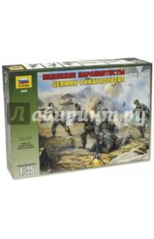Немецкие парашютисты. 1939-1942 (3628)