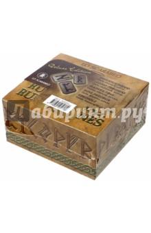 Руны деревянные (RUNE11K)Гадания. Карты Таро<br>Руны деревянные.<br>Для смыслового толкования с помощью рунических символов<br>Упакованы в картонную коробку.<br>