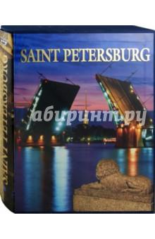 Альбом Санкт-Петербург на английском языке